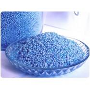 Жемчуг (бисер) для ванны голубой Ангелы и демоны 1000 гр