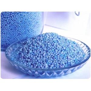 Жемчуг (бисер) для ванны голубой Ангелы и демоны 200 гр