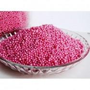 Жемчуг (бисер) для ванн розовый Магия соблазна 100 гр
