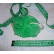 Мочалка зелёная