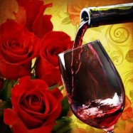 Бургундская роза 10 мл