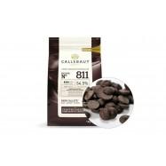Тёмный шоколад Callebaut 54,5% 250 гр