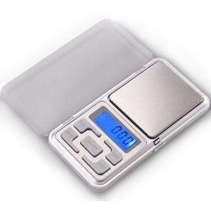 Весы портативные точные  0,1 гр до 1000 гр