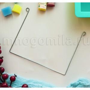 Рамка для рисования свирлов, большая под прямоугольник на 1 л
