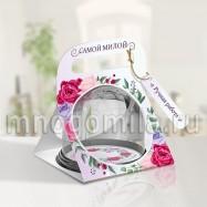 Цветы сумочка для купола