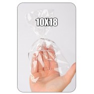 Пакетик целлофановый 10х18 см