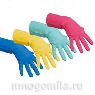 Перчатки кислото-щелочестойкие размер L